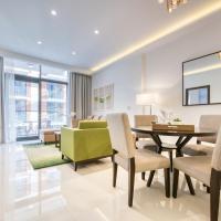 Sleek 1BR Apartment at Celestia Dubai South by Deluxe Holiday Homes, hotel near Al Maktoum International Airport - DWC, Dubai