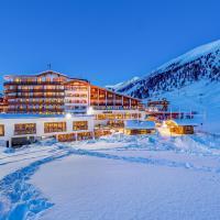 Alpen-Wellness Resort Hochfirst, отель в Обергургле