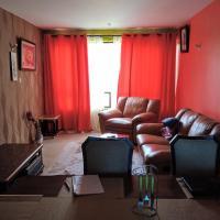 Jomo Kenyatta airport apartment