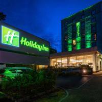 Holiday Inn Bournemouth, hotelli Bournemouthissa