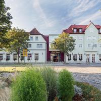 Hotel Rappen Rothenburg ob der Tauber, hotel in Rothenburg ob der Tauber