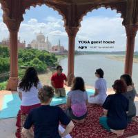 Ash YOGA guesthouse near TAJ mahal, hotel in Agra