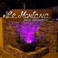 Auberge le Montana, hôtel à Saint-Florent