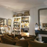 Appartement type parisien 75m²
