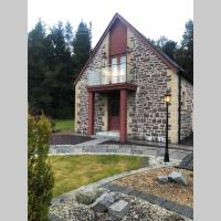 Private Coach house in gated residence, hotel in Stirling