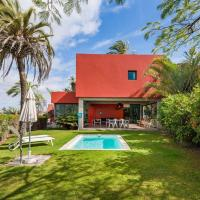 Stunning detached garden villa with private pool
