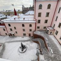 Apartaments LiNNA с видом на крыши в центре старого города