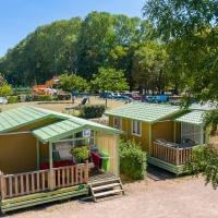 Camping des Halles, hotel in Decize