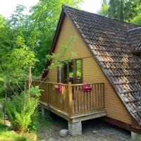 Ericht Holiday Lodges, hotel in Blairgowrie