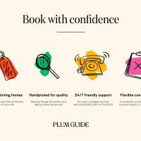 Plum Guide - Pebble Banks