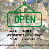 Edgewater Waterpark、ダルースのホテル