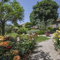 Villa Gardenia, hotell i Cortona