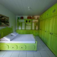 Hospedagem domiciliar MC verde