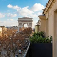 Montfleuri, hôtel à Paris