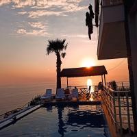 Sunset villa, отель в городе Аланья