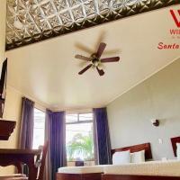 Hotel Wilson Santa Cruz