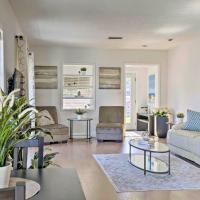 New! Sunny and Walkable Davis Islands Urban Oasis!