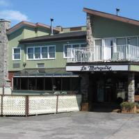 Hotel Motel La Marquise, hotel em Sherbrooke