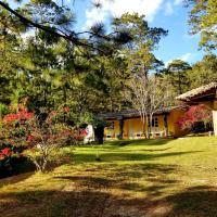 Cabañas Bosque llano de la Virgen, hotel in Intibucá