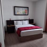 Hotel Don Quijote Plaza - Guadalajara Centro Historico, отель в городе Гвадалахара