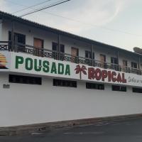 Pousada Tropical, hotel in Camocim
