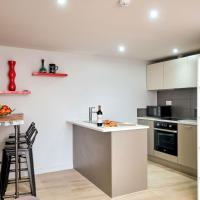 The Dixie - 1 Bed Deluxe Serviced Apartment - Cardiff Bay - By DYZYN