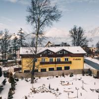 APLEND Tatry Holiday, hotel in Veľký Slavkov