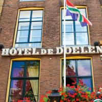 Boutique Hotel De Doelen, מלון בחרונינגן