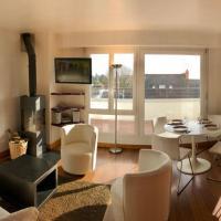 Appartement cosy - Terrasse vue panoramique 360, hôtel à Larmor-Plage