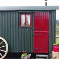 Ruby Shepherds hut sleeps 4