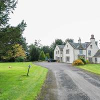 Rossie Ochil House near Perth Perthshire