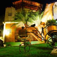 Pousada Vilarejo, hotel in Macacos