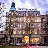 Hotel Bamberger Hof Bellevue, hotel in Bamberg