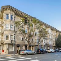Spacious Studio in the heart of San Francisco, hotel in Nob Hill, San Francisco