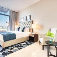 Sleek Studio Apartment at Celestia Dubai South by Deluxe Holiday Homes, hotel near Al Maktoum International Airport - DWC, Dubai