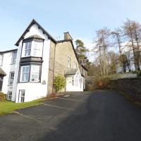 Great location, quiet yet 5 mins to Bowness centre, with walks from the door and parking