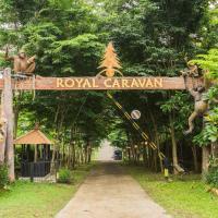 Royal Caravan Trawas Hotel, hotel in Trawas