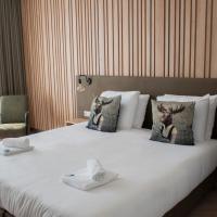 Hotel de Boshoek, hotel in Voorthuizen