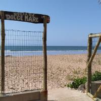 Pousada Dolce Mare, hotel in Cacha Pregos