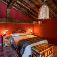 Casa Rural El Escaramujo, hotel in Jabaloyas