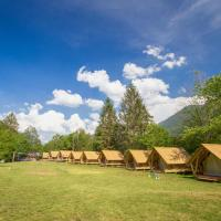 Adrenaline Check Camping, hotel in Bovec