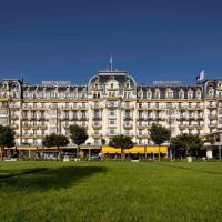 Fairmont Le Montreux Palace, hotel in Montreux