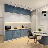 Modern new cozy apartment Kvartet Railway Station