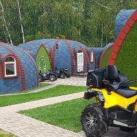 АКТИВПАРК база отдыха и развлечений, отель в городе Koltovo