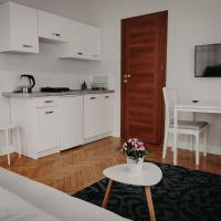 """Apartamenty """"Nad Popradem"""", hotel di Rytro"""