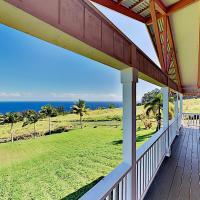 Private Getaway - Epic Ocean Views & 2 Lush Acres home