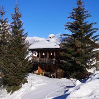 grosses Ferienhaus mit Sauna im Skigeb. Obersaxen, hotel in Obersaxen