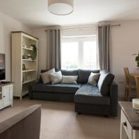 The Rectory Apartment sleeps 6 Free Parking