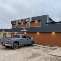 Valley Motor Lodge, hotel em Minnedosa