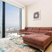 SkyRent24 Neva apartment Moscow City 63 floor 3 комнаты Апартамент Москва Сити 63 этаж